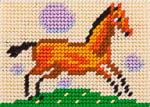 X2118 Кінь на лузі