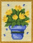 X2201 Жовті тюльпани