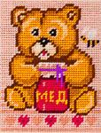 X2206 Ведмедик з медом