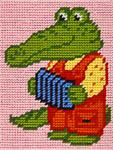 X2221 Крокодил Ґєна