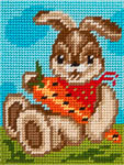 X2224 Заєць з морквиною