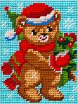 X2225 Різдвяний ведмедик