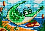 X2232 Веселий крокодил