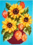 X2286 Соняшники у вазі