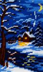 X2303 Зимова ніч