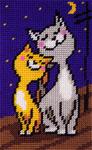 X2311 Закохані коти